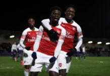 Bukayo Saka. Arsenal
