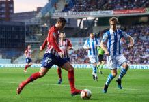 Atletico Madrid mod Real Sociedad
