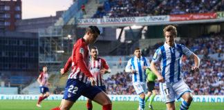 Atletico Madrid mod Real Sociedad