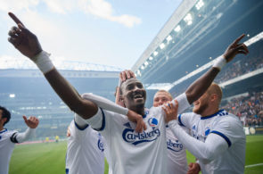 FC Copenhagen vs Brondby IF - Danish Superliga
