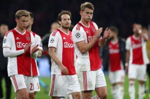 Frenkie de Jong, Matthijs de Ligt, Ajax Amsterdam