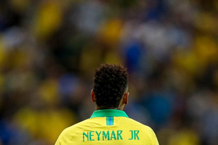 Neymar er ikke nomineret til årets Ballon d'Or