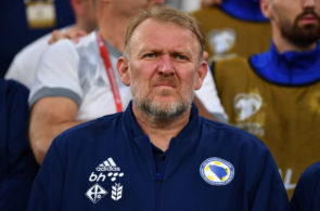 Robert Prosinecki, Bosnien