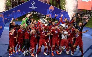 Tottenham Hotspur v Liverpool - UEFA Champions League Final image