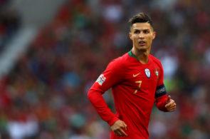 Cristiano Ronaldo for Portugal