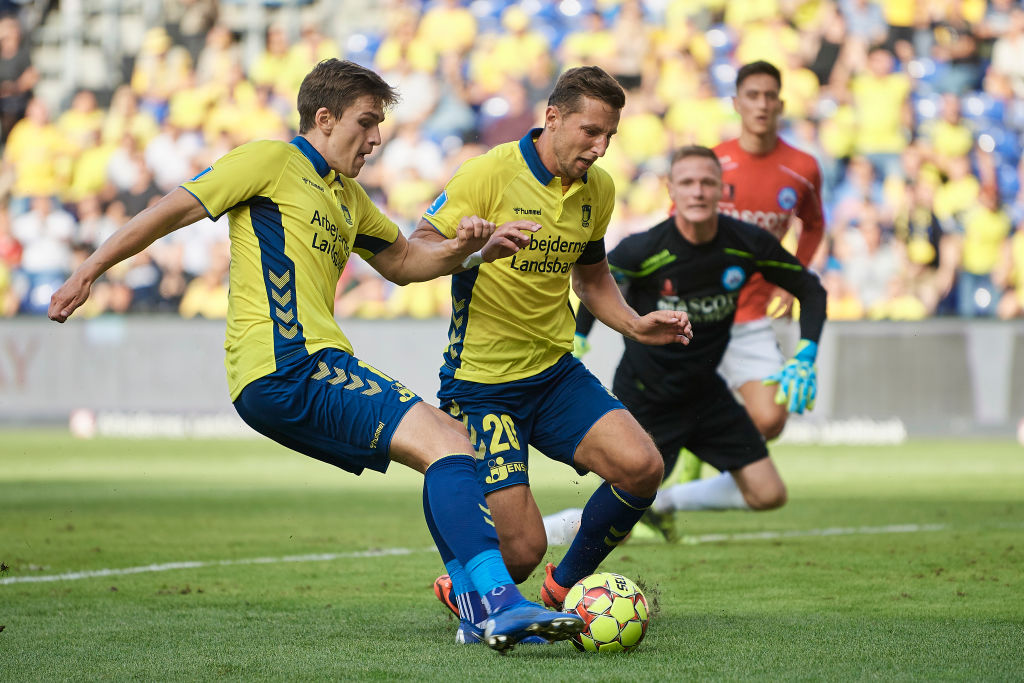 Brondby IF vs Silkeborg IF - Danish 3F Superliga