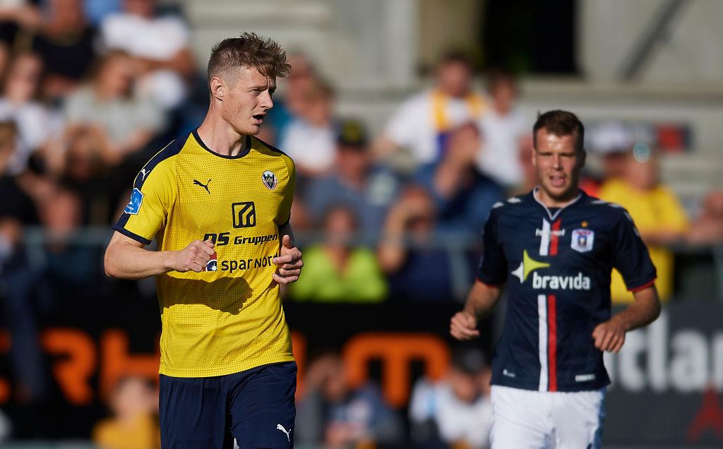 Hobro IK vs AGF Aarhus - Danish 3F Superliga