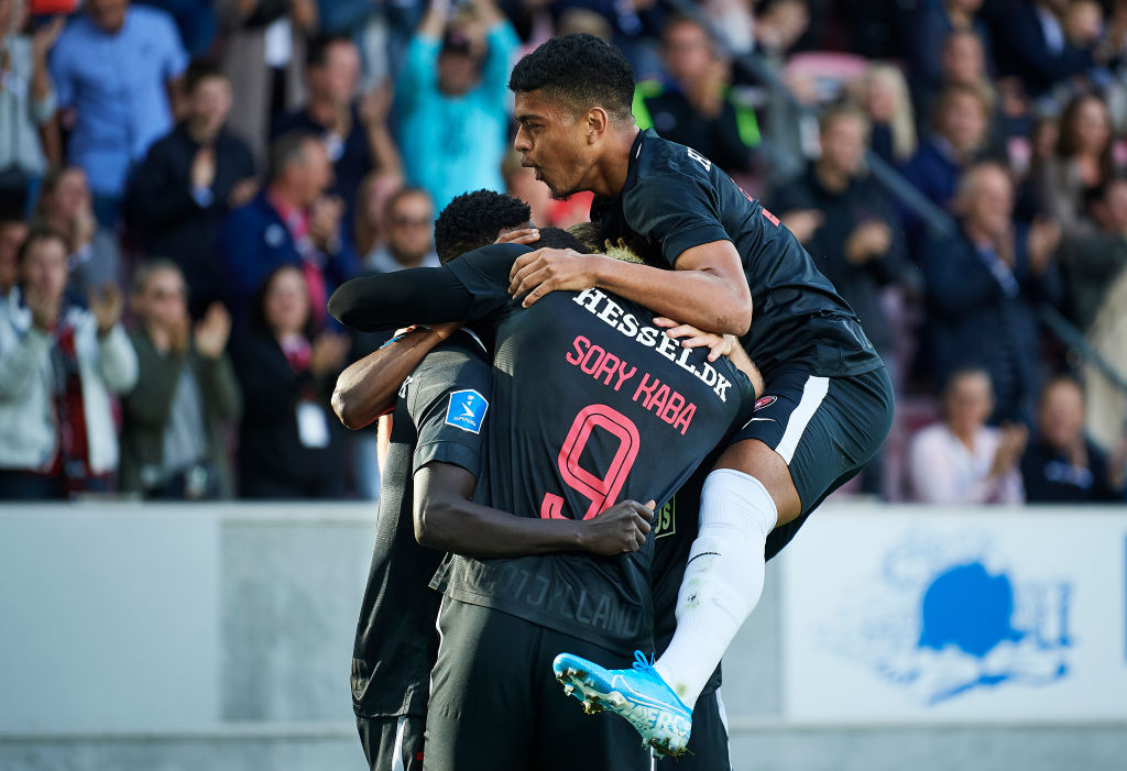 FC Midtjylland vs Brondby IF - Danish 3F Superliga