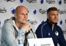 Ståle Solbakken, FCK, FC København, Nicklas Bendtner