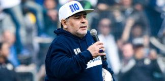 Diego Maradona, Gimnasia