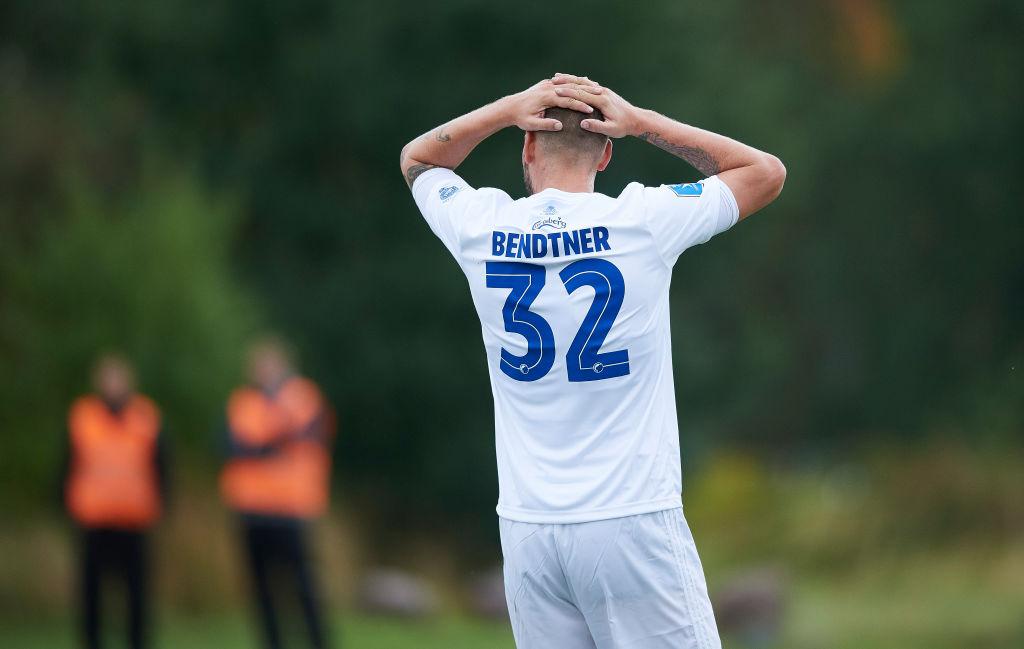 Nicklas Bendtner, FC København