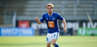 Gustav Marcussen, Lyngby Boldklub, LBK