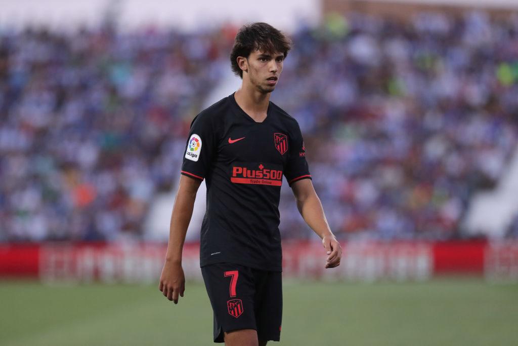Joao Felix for Atletico Madrid