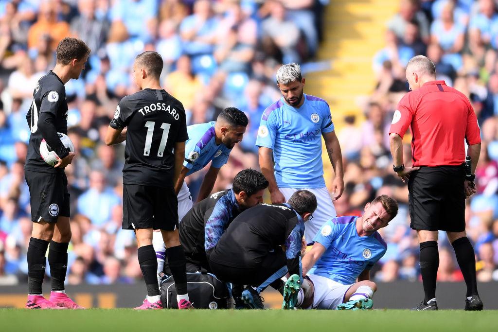 Aymeric Laporte, Manchester City