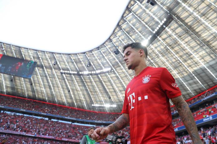 Philippe Coutinho, Bayern München