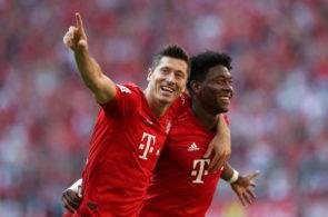 FC Bayern Muenchen v 1. FSV Mainz 05 - Bundesliga