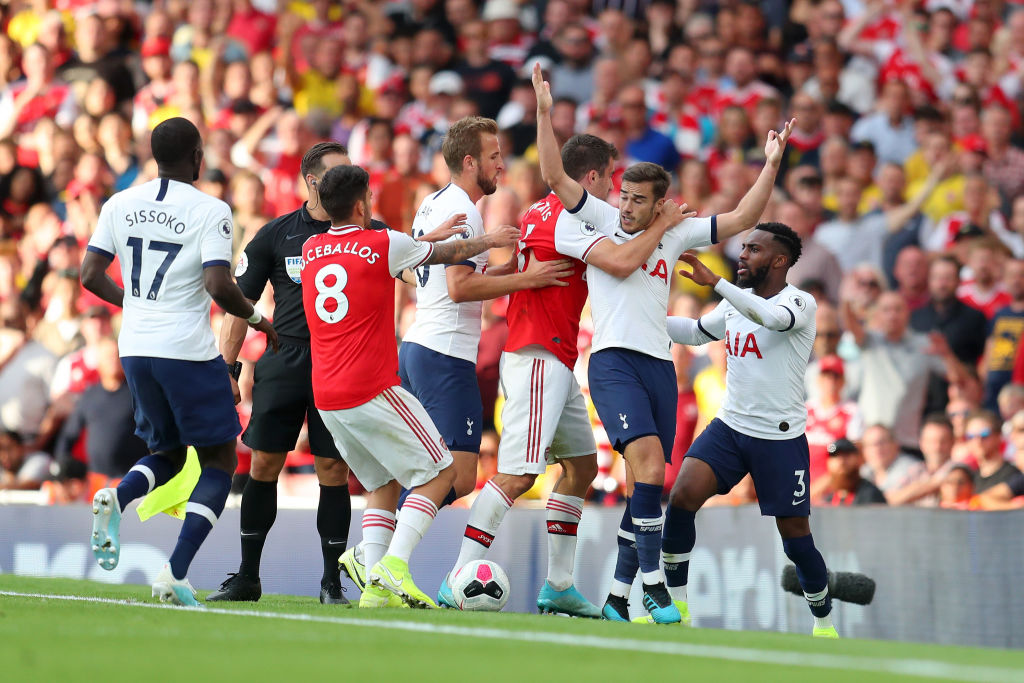 Arsenal mod Tottenham