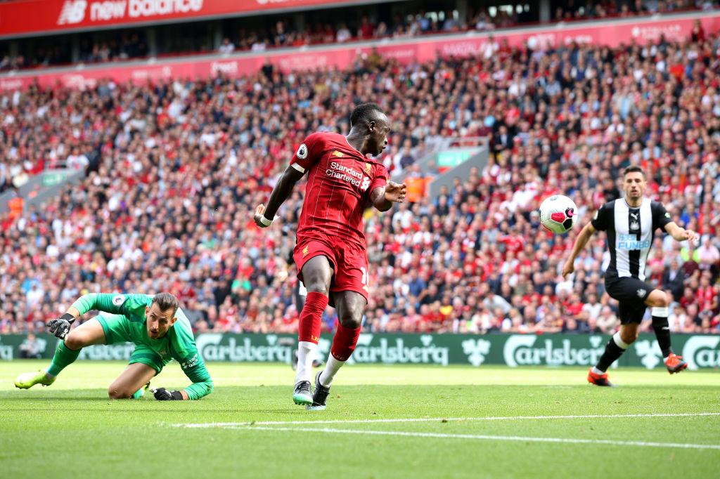 Liverpool FC v Newcastle United - Premier League