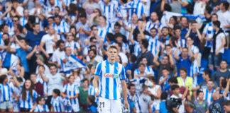Martin Ødegaard for Real Sociedad