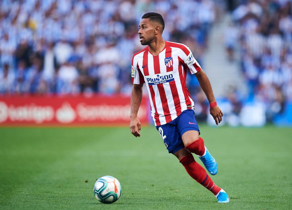 Renan Lodi, Atlético Madrid