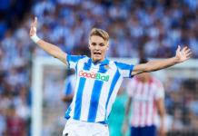 Martin Ødegaard, Real Sociedad
