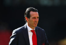 Unai Emery. Arsenal
