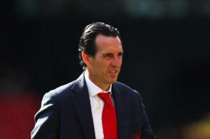 Unai Emery. Arsenal