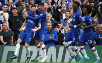 Chelsea FC v Brighton & Hove Albion - Premier League image