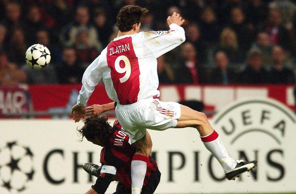 Zlatan Ibrahimovic, Ajax