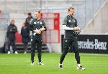 Ter Stegen, Manuel Neuer