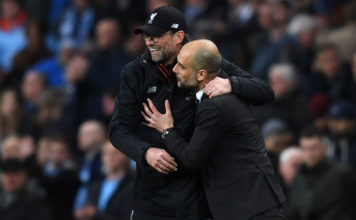 Manchester City v Liverpool - Premier League image