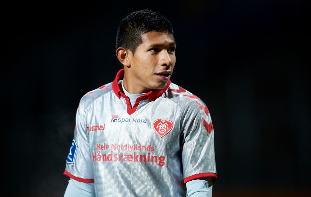 Edison Flores for AaB
