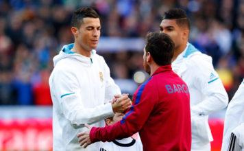 Real Madrid v Barcelona - La Liga image