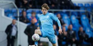 Saba Lobjanidze, Randers FC, RFC