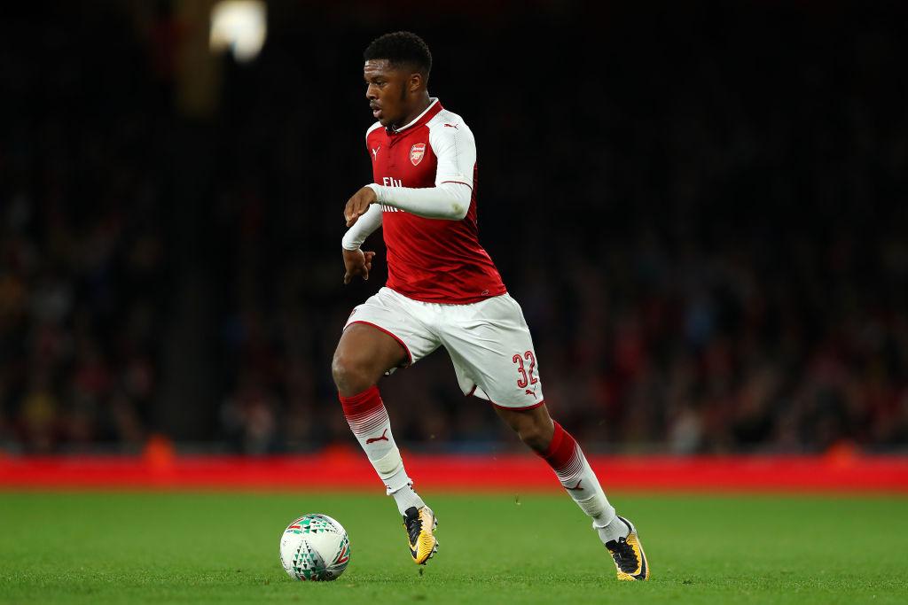 Chuba Akpom, Arsenal