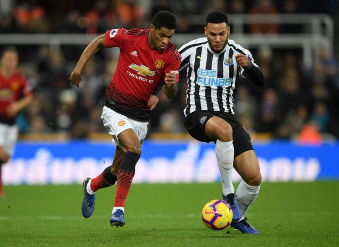 Manchester United, Newcastle United