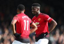 Manchester United, Anthony Martial & Paul Pogba