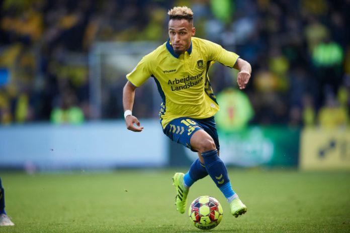 Hany Mukhtar, Brøndby IF