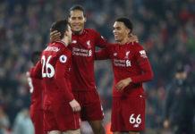 Liverpool, Virgil van Dijk
