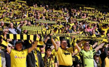 Borussia Dortmund v VfL Wolfsburg - Bundesliga image