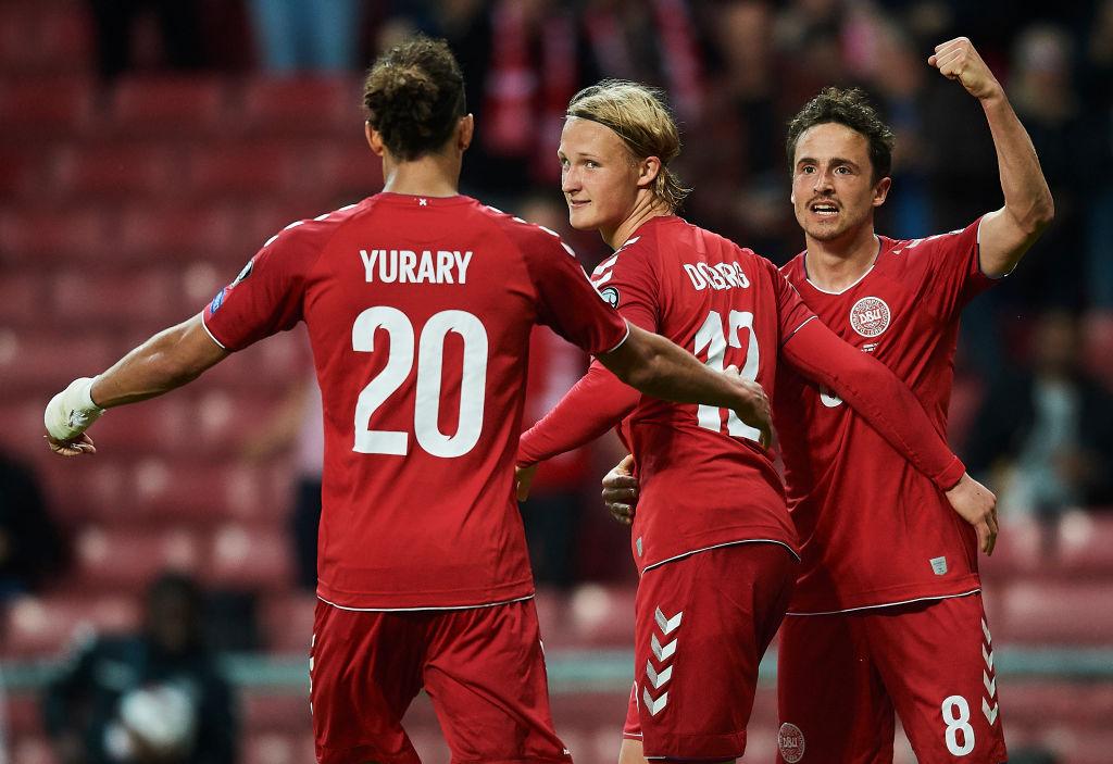 Denmark vs Georgia - UEFA Euro 2020 Qualifier