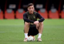 Mesut Özil, Arsenal FC