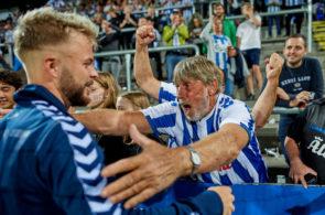 OB Odense vs Randers FC - Danish 3F Superliga