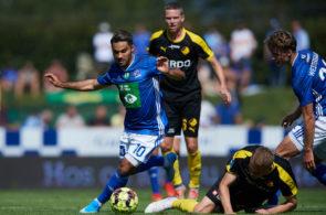 Lyngby BK vs Randers FC - Danish 3F Superliga
