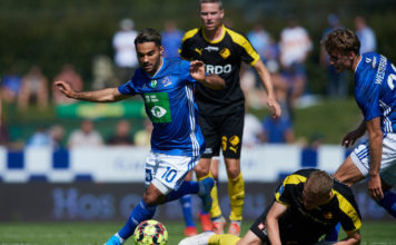 Lyngby BK vs Randers FC - Danish 3F Superliga image