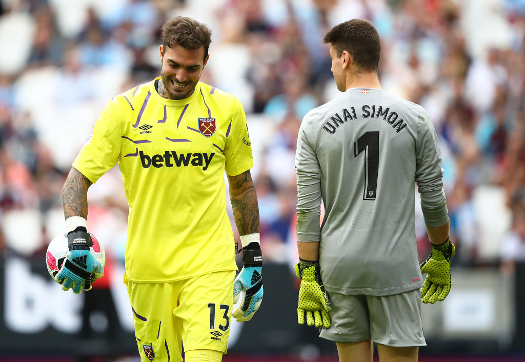 West Ham United v Athletic Bilbao - Betway Cup