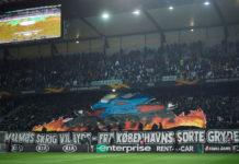 FCK's tifo mod Malmö FF
