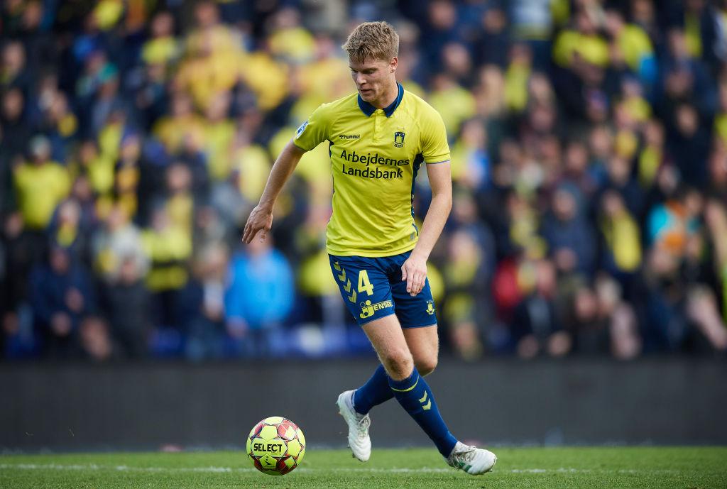 Sigurd Rosted, Brøndby IF