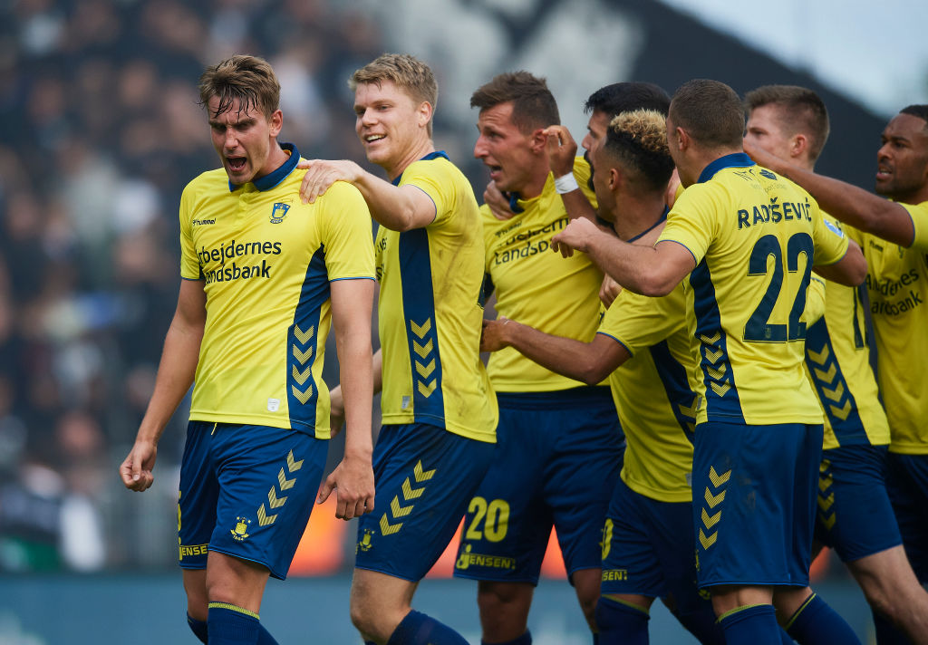 Andreas Maxsø jubler over scoring