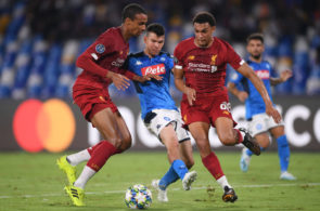 SSC Napoli v Liverpool FC: Group E - UEFA Champions League